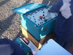Control de calidad y ensayos de productos electricos Fabricacion y servicios de media tension KVA